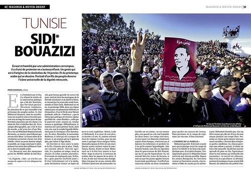 Tunisie : Sidi Bouazizi