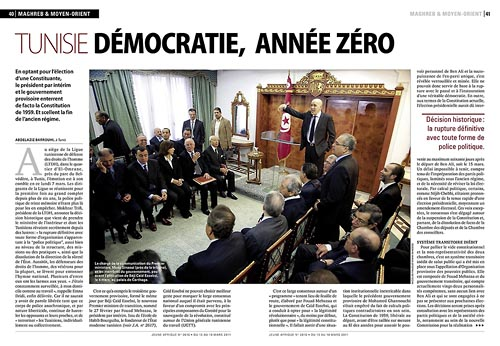 Tunisie : Démocratie, année zéro