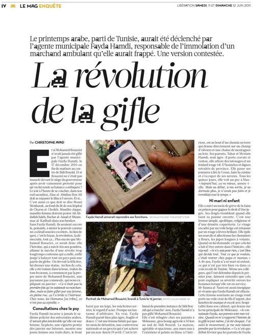 libération Le mag Tunisie