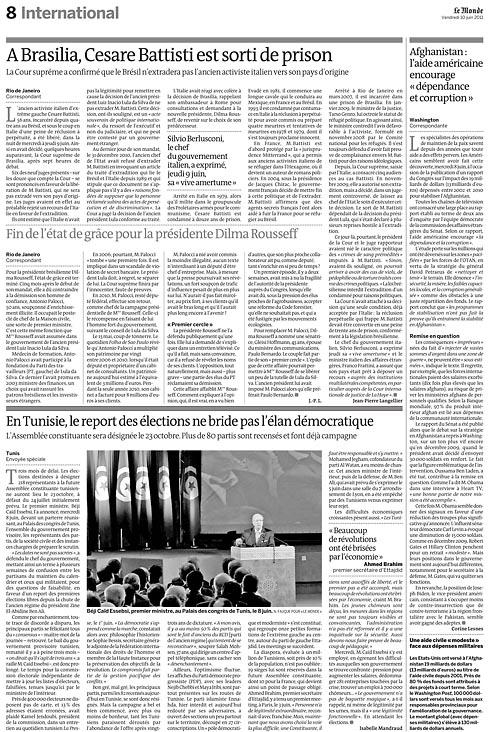 Le Monde Tunisie