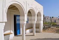 djerba;djerba;explore;ile;jerba;Mus�e;tourisme;architecture;musulmane;maison;menzel;musee;jardin;arc;colonne;