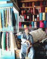 djerba;houmt;souk;ile;jerba;art;artisan;artisanat;laine;tissage;boutique;homme;