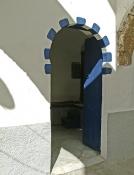bizerte;architecture-musulmane;façade;medina;porte;hammam
