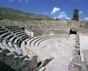 architecture-antique;antiquite;romain;theatre