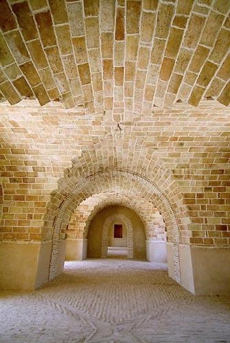 ghar el melh;architecture musulmane;fort;ottoman