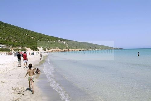 ghar el melh;baignade;balneaire;plage