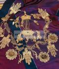 mahdia;bijoutier;or;bijoux;collier;tradition;artisanat;