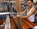 mahdia;artisan;artisanat;tisseur;tissus;tissage;tradition;