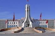 architecture-contemporaine;mairie;medina;place;politique