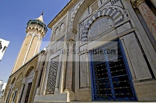Mosquee Hammouda Pacha - medina de Tunis