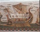musee;bardo;romain;antiquite;mosaique;ulysse;navire;