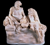 carthage;romain;musee;marbre;statue;antiquité