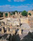 carthage;byrsa;villa;punique;antiquit�;