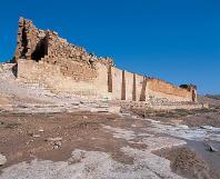 antiquite;architecture-antique;romain;Haidra;citadelle