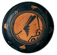 carthage;terre-cuite;plat;punique;musee;ceramique;antiquit�