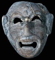 musee;bardo;punique;masque;terre-cuite;antiquite;