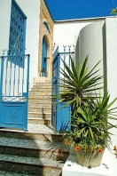 village;hotel;tradition;Sidi-Bou-Said