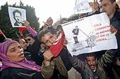 Manifestation contre le RCD