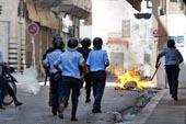 Emeutes et affrontements à Tunis