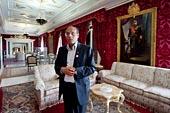 Marzouki et le Palais