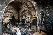 Incendie Mausolée de Sidi Bou Saïd
