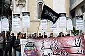 Manifestation Hizbut Tahrir