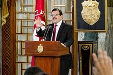 Démission Ali Larayedh