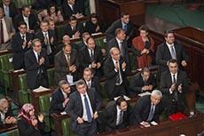Vote de confiance du gouvernement