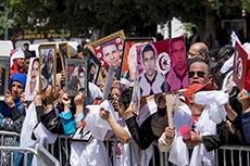 Verdict du procès des martyrs