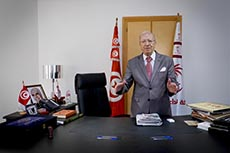 Portrait de Béji Caïd Essebsi