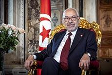 Rached Ghannouchi à l'ARP