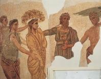 antiquite;nabeul;mosaique;romain