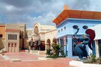tourisme;parc;dattractions;jeux;attractions;parc;yasmine;hammamet;carthageland;