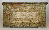 djerba;djerba;explore;ile;jerba;Mus�e;tourisme;architecture;musulmane;maison;menzel;decoration;art;artisanat;bois;coffre;