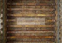 djerba;djerba;explore;ile;jerba;Mus�e;tourisme;architecture;musulmane;maison;menzel;art;artisanat;bois;plafond;decoration;