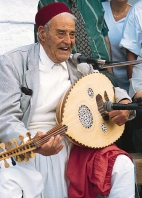 pelerinage;musqiue;musique;musicien;luth;djerba;Erriadh;Ghriba;ile;jerba