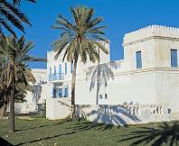 campagne;champs;djerba;ile;jerba;midoun;architecture;musulmane;maison;menzel;