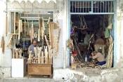 medina;souk;artisan;artisanat;menuisier