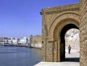 bizerte;port;kasbah;medina;porte;enceinte;architecture-musulmane