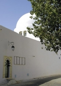 le-kef;architecture-musulmane;zaouia;ATP;musee;coupole