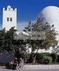 hergla;tourisme;architecture;musulmane;Mosquee;Mosqu�e;Minaret;coupole;