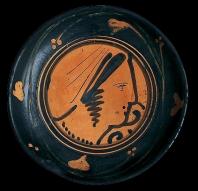 carthage;terre-cuite;plat;punique;musee;ceramique;antiquité