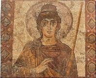 carthage;romain;musee;mosaique;antiquité