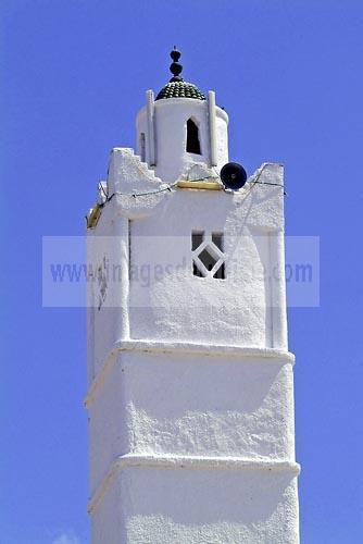 la goulette;Minaret;Mosquee;architecture musulmane
