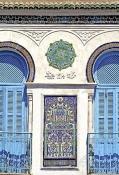 la-goulette;architecture-coloniale;arabisant;façade;immeuble