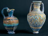 carthage;pate-de-verre;verre;punique;musee;amporisque;antiquit�