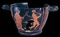 bardo;musee;vase;skyphos;punique;terre-cuite;antiquite