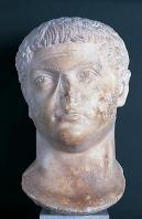 musee;bardo;romain;antiquite;buste;marbre;tete;caracalla;empereur;