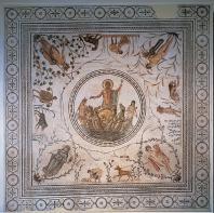 musee;bardo;romain;antiquite;mosaique;neptune;triomphe;