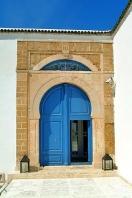 village;porte;tradition;architecture-musulmane;maison;Palais;hotel;Sidi-Bou-Said